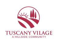 Tuscany Village Logo - Entry #114