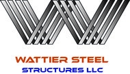 Wattier Steel Structures LLC. Logo - Entry #51