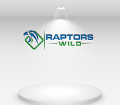 Raptors Wild Logo - Entry #36