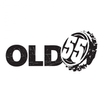 """""""OLD 55"""" - mid-century vintage furniture and wares store Logo - Entry #157"""