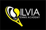 Silvia Tennis Academy Logo - Entry #134