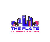 The Flats at Maple & Motor Logo - Entry #103