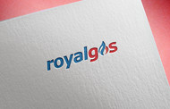 Royal Gas Logo - Entry #235