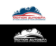 Motion AutoSpa Logo - Entry #285