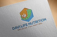 Davi Life Nutrition Logo - Entry #531
