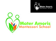 Mater Amoris Montessori School Logo - Entry #402