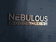 Nebulous Woodworking Logo - Entry #106