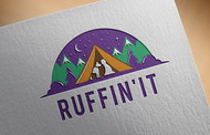 Ruffin'It Logo - Entry #18