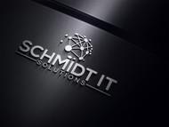 Schmidt IT Solutions Logo - Entry #35