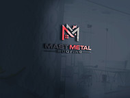 Mast Metal Roofing Logo - Entry #170