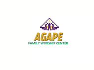 Agape Logo - Entry #235