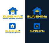 Sunshine Homes Logo - Entry #403