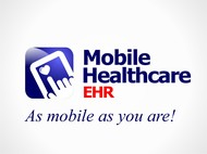 Mobile Healthcare EHR Logo - Entry #73