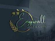Engwall Florist & Gifts Logo - Entry #19