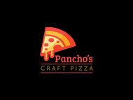 Pancho's Craft Pizza Logo - Entry #84