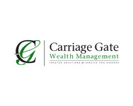 Carriage Gate Wealth Management Logo - Entry #70