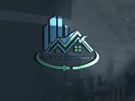 CMW Building Maintenance Logo - Entry #389