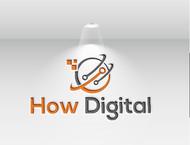 How Digital Logo - Entry #85
