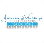 Jergensen and Waddoups Orthodontics Logo - Entry #17
