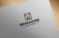 Reimagine Roofing Logo - Entry #35