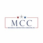 Mechanical Construction & Consulting, Inc. Logo - Entry #3