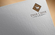 Deer Creek Farm Logo - Entry #150