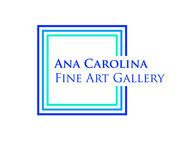 Ana Carolina Fine Art Gallery Logo - Entry #204