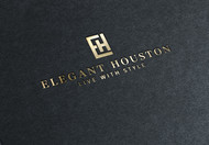 Elegant Houston Logo - Entry #106