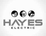 Hayes Electric Logo - Entry #75