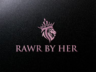 Rawr by Her Logo - Entry #143