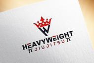 Heavyweight Jiujitsu Logo - Entry #183