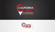 California DUI Defenders Logo - Entry #37