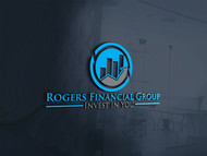 Rogers Financial Group Logo - Entry #154