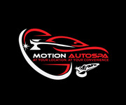 Motion AutoSpa Logo - Entry #172