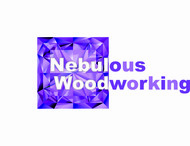 Nebulous Woodworking Logo - Entry #193