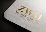 Zillmer Wealth Management Logo - Entry #360