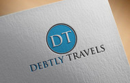 Debtly Travels  Logo - Entry #166