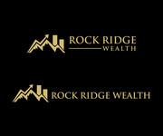 Rock Ridge Wealth Logo - Entry #377