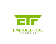 Emerald Tide Financial Logo - Entry #376