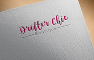 Drifter Chic Boutique Logo - Entry #376