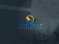Hard drive garage Logo - Entry #259