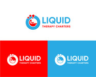Liquid therapy charters Logo - Entry #47