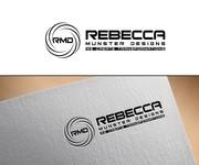 Rebecca Munster Designs (RMD) Logo - Entry #128