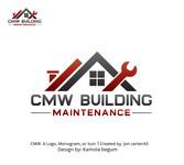 CMW Building Maintenance Logo - Entry #278