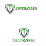 TerraVista Construction & Environmental Logo - Entry #364