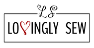 Lovingly Sew Logo - Entry #67