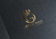 Green Wave Wealth Management Logo - Entry #451