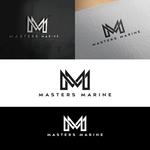 Masters Marine Logo - Entry #311