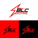 BLC Electrical Solutions Logo - Entry #104