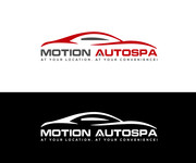 Motion AutoSpa Logo - Entry #274